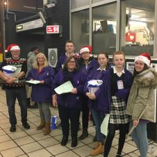 Carol singing to raise funds for HCPT